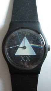 PINK FLOYD - OFFICIAL DSOTM 20TH ANNIVERSARY WATCH BY SWEDA
