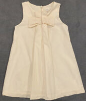 CHLOÉ Girl's Bow Dress - Size 3