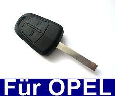 Auto Schlüssel Rohling Gehäuse für Opel MERIVA AGILA COMBO CORSA C ASTRA VECTRA