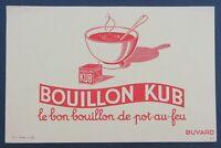 BUVARD Bouillon KUB pot-au-feu variante 5.9 blotter Löscher