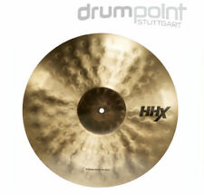 "SABIAN HHX treme 19"" Crash natural Cymbal pélvico Drums batería * franquea *"