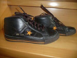 Warme Schuhe  von Converse Gr. 40 ( 25 cm ) , Leder