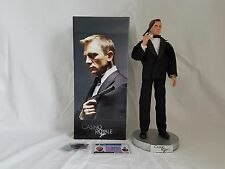 JAMES BOND 007 DANIEL CRAIG CASINO ROYALE 1/6 BONDCOLLECTION FIGURE