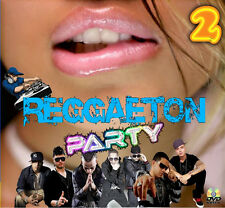 Dj Video Mix *  The Reggaeton Party  2 *  56 Hits/108 Minutes Of Perreo!!!!!!!!!