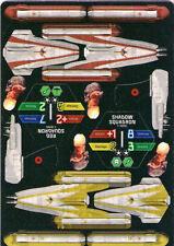 STAR WARS POCKETMODEL - (CW008) Y-WINGS