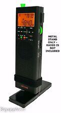 County Comm GP-5/SSB & Tecsun PL-360 Receiver Radio Metal Stand