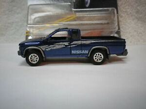 Matchbox Walmart Blue Nissan Hardbody Pickup Truck Hot Wheels Custom Real Riders