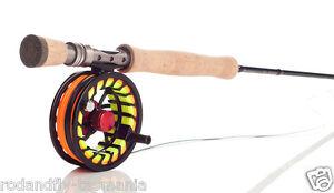 FLY FISHING ROD NANO COMBO  Hi End #8 or #10 Weight