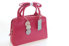 Radley Brand New Millbank Multiway Pink Leather Grab Bag RRP £169 With Dust Bag