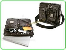 "KR.8G BORSA KRAUN CITY LOOK BAG PER NOTEBOOK FINO A 16"" COLORE MARRONE"