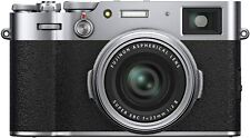 Fujifilm X100V 26.1MP 4K Digital Camera Silver
