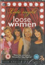 Late Night With The Loose Women Raucous & Racy the Perfect Night In NEW