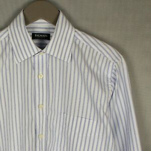 Balmain Homme Longsleeve Shirt Size 15 1/2 / 39 M