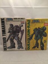 Macross 1/144 Queadluun Rau, 1/72 Macross Destroid Rare Vintage Figure Toy Japan