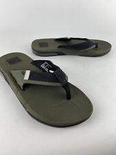 Reef Slammed Rover Flip Flops Size 9 Beach Sandals Men's Green
