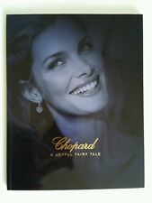 "NEW CHOPARD WATCH/JEWELRY CATALOG WOMENS ""A JOYFUL FAIRY TALE"" 2014 NO. 215 MINT"