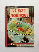 BD - Pat & Moune 1 Le roc de la morisque / EO 1961 / BEL / FLEURUS / TTBE