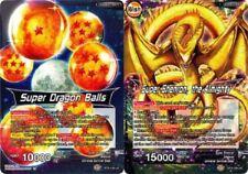 Dragon Ball Super TCG Super Dragon Balls,super Shenron,the Almighty BT6106 UC