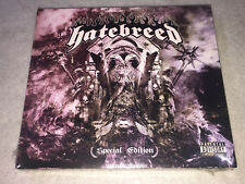 Hatebreed ‎– Hatebreed Limited Edition US CD+DVD B2