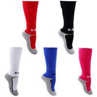 Kid Sports Football Soccer Long Socks Over Knee High Sock Baseball  1 Pair HS