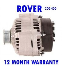 ROVER 200 400 (RF)(RT) 218 416 K Vi SALOON HATCHBACK 1995 - 2000 RMFD ALTERNATOR