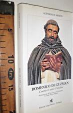 1992 ALFONSO D'AMATO DOMENICO DI GUZMAN L'UOMO IL SANTO RELIGIONE LIBRO SC122