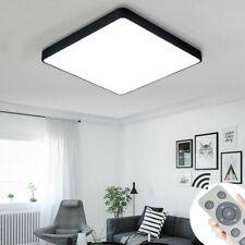 36W - 72W LED Dimmbar Deckenleuchte Deckenlampe Modern Panel Wohnzimmer Leuchte