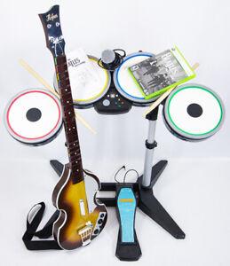 The Beatles: Rock Band Limited Edition Premium Bundle (Microsoft Xbox 360)