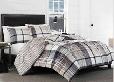 Eddie Bauer Normandy Full QUEEN Comforter Set With Shams Reversible