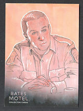 BATES MOTEL SEASON 1 Breygent 2015 SKETCH CARD by GABBY UNTERMAYEROVA v2