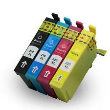 One 220XL T220XL Black Ink Cartridge for WF2630,WF2650,WF2660,Home XP220