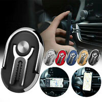 Universal Finger Ring Phone Holder Car Air Vent Mount Stand for Mobile Phone GPS