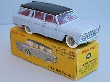 Dinky Toys Fiat 1800 Familiale