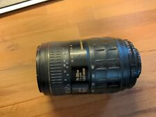 Quantaray 70-300mm F/4-5.6 LDO Macro Tech-10 Lens For Nikon