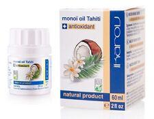 IKAROV 100% Pure Natural Essential MONOI de Tahiti OIL 60ml - Softens the skin