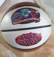 Chicago Bulls Utah Jazz 1997 Nba Finals Mini Basketball Collectable