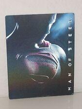 "SUPERMAN MAN of STEEL - Lenticular Refrigerator Magnet - MOVIE - Approx 5"" x 7"""
