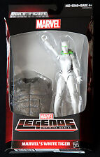 "WHITE TIGER MARVEL LEGENDS INFINITE SERIES SPIDER-MAN HASBRO 6"" ACTION FIGURE"
