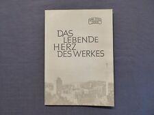 Buch, Soziale und kulturelle Arbeit im VEB Carl Zeiss Jena, Werkschrift 1954