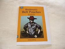 Stockmen's Belt Pouches