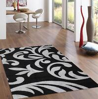 Area rug living  room - Black Beige, Red Blue Brown 2x3 3x8 4x5 5x7 8x10