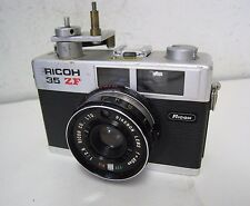 Vintage Ricoh 35 ZF Camera, 40mm Film Camera