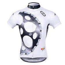 Men's Cycling Jerseys Short Sleeve Mountain Bike Shirt Team Bicycle Jersey Tops