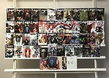 Punisher Max Marvel 50 Lot Comic Book Comics Set Run Collection Box