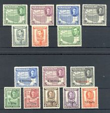 SOMALILAND 1938/1951  15  STAMPS  *  MH  VF