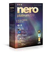 Nero Logiciel Platinum 2018