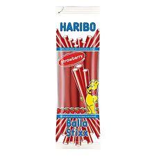 HARIBO Balla STIXX FRAISE (180g) - britannique sucreries/BONBON