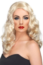 Glamorous Wig, Blonde, Long and Wavy (US IMPORT) COST-ACC NEW