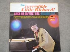Little Richard - The Incredible Little Richard! Polydor Special 236202 1970s L