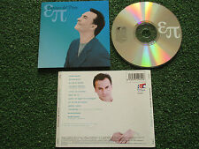 ENRIQUE DEL POZO **Cruce de caminos** ORIGINAL 1999 Spain CD (ENRIQUE Y ANA)